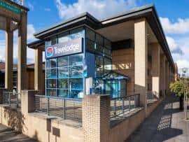 Milton Keynes Central  - Exterior