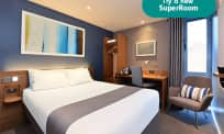 SuperRoom double room