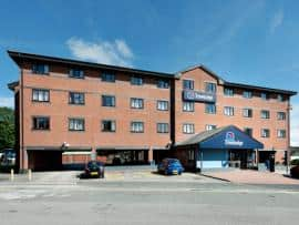 Warrington Central Hotel