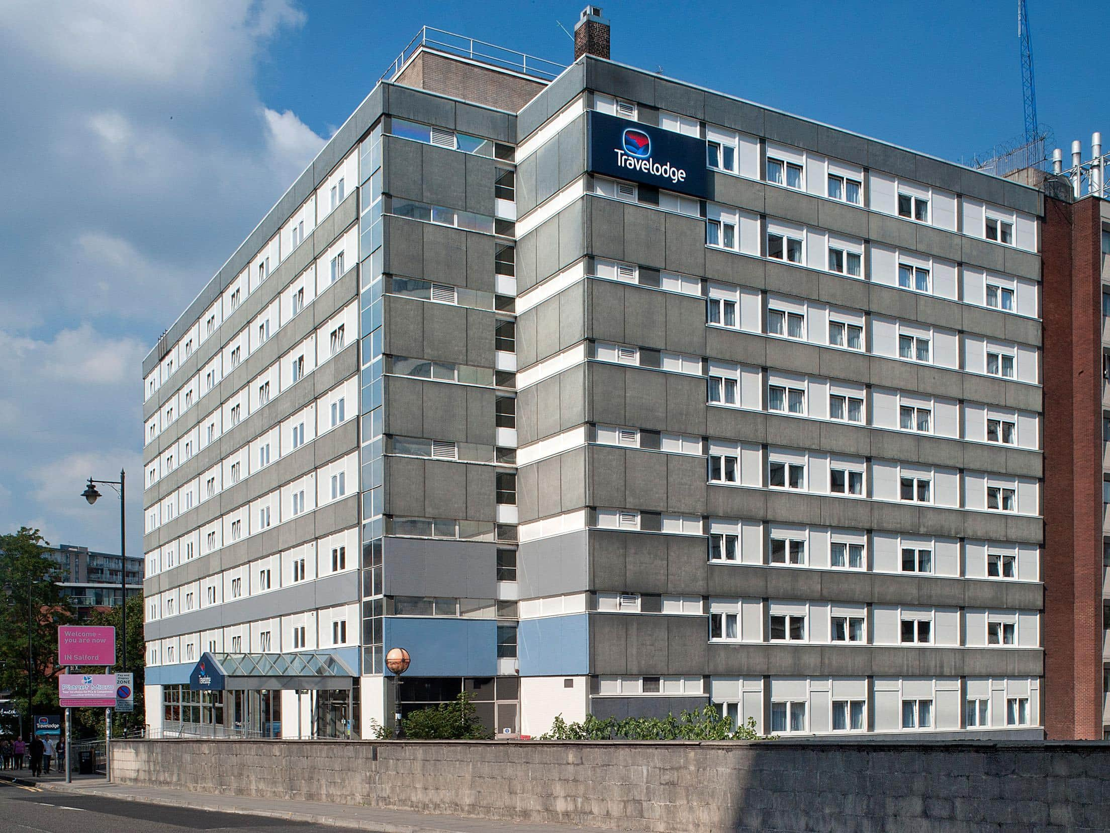 Manchester Arena Hotel Travelodge