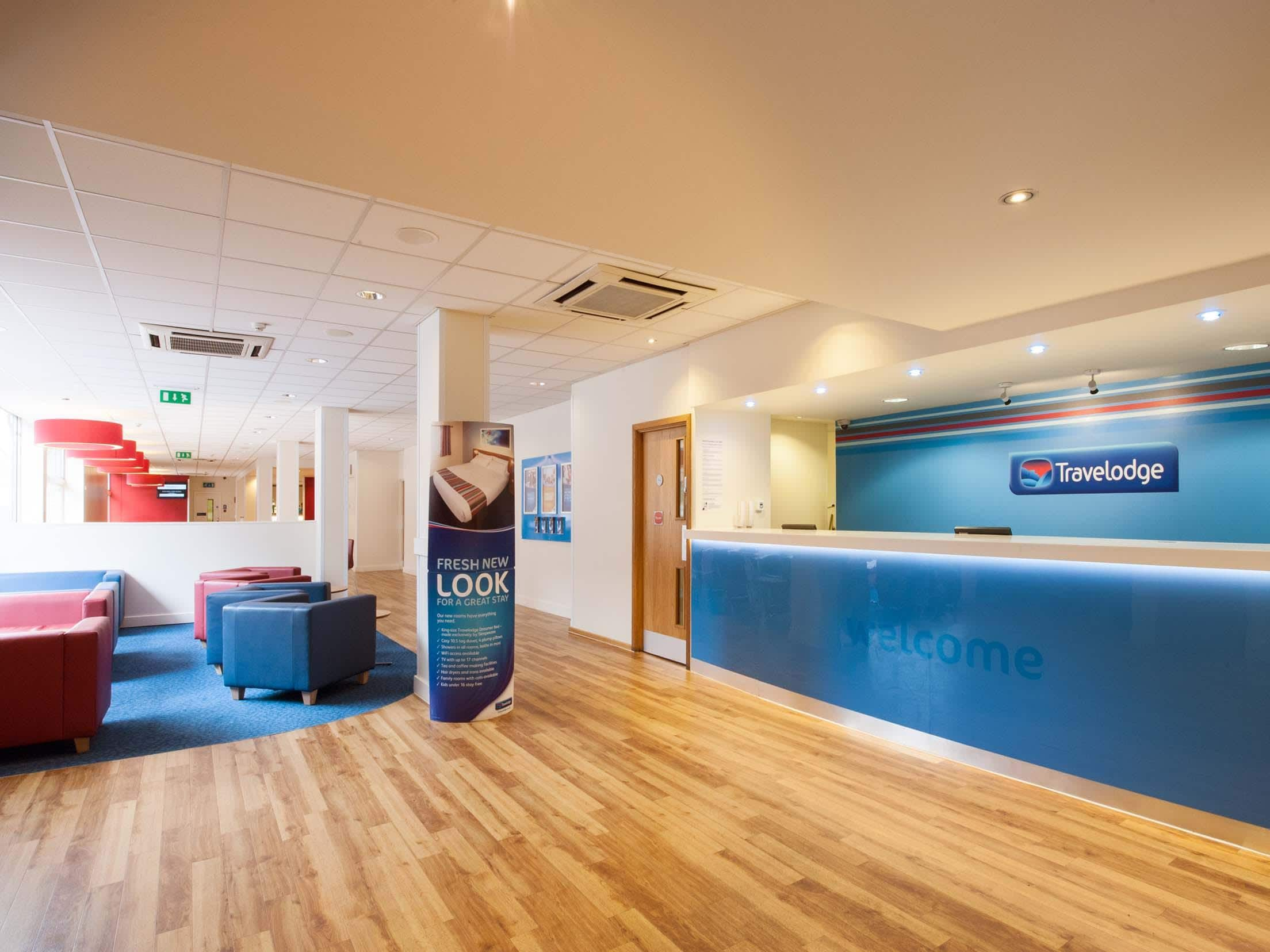 Travelodge | Manchester Central hotel - Manchester Central hotels