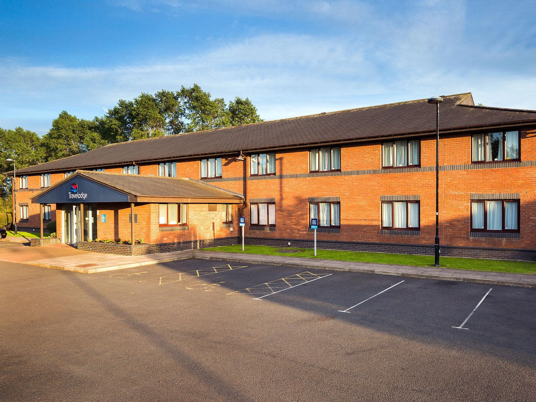 Carlisle Todhills - Exterior