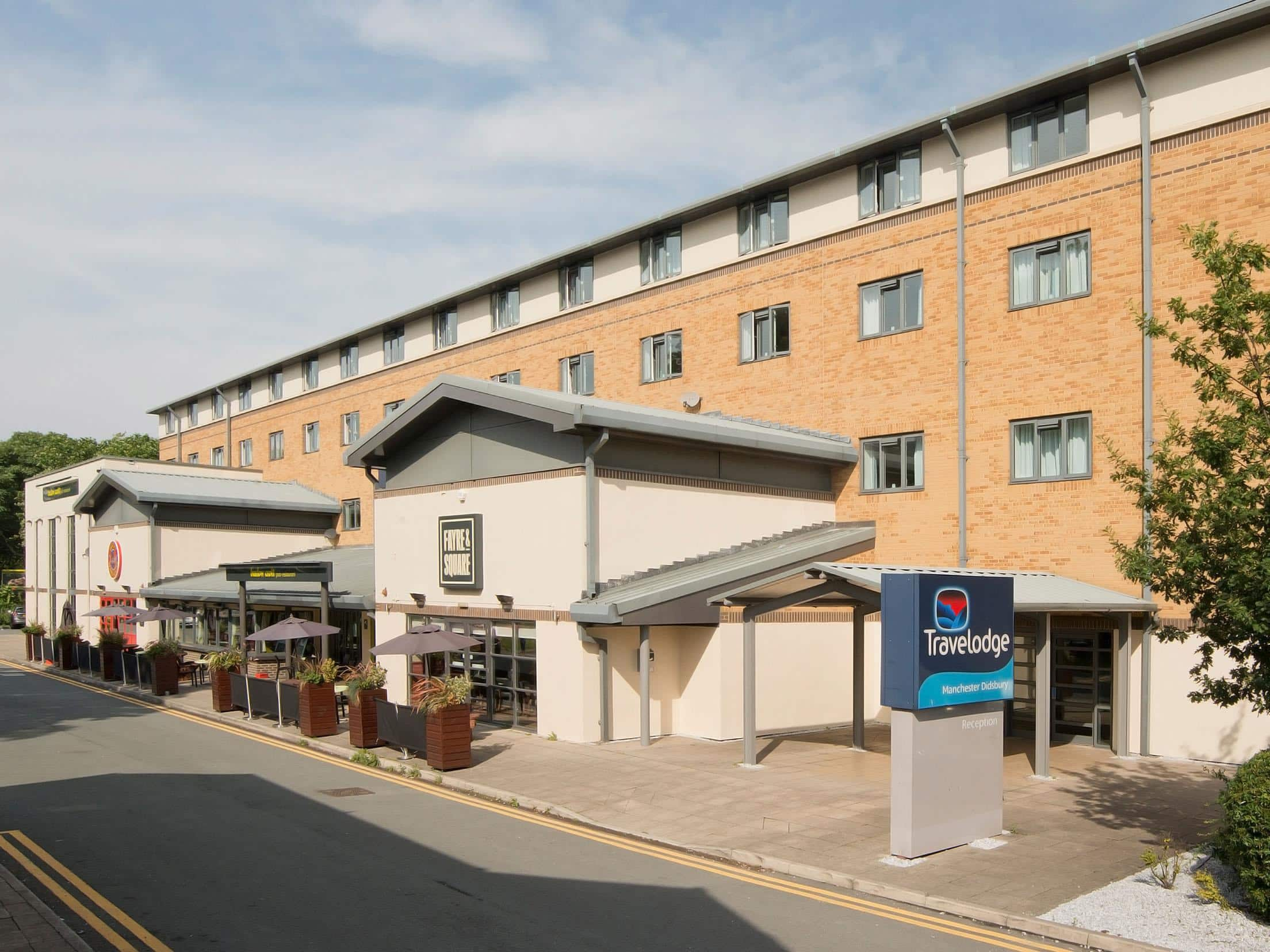 Travelodge Manchester Didsbury Hotel Manchester Didsbury Hotels