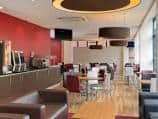 Manchester Sportcity - Bar cafe