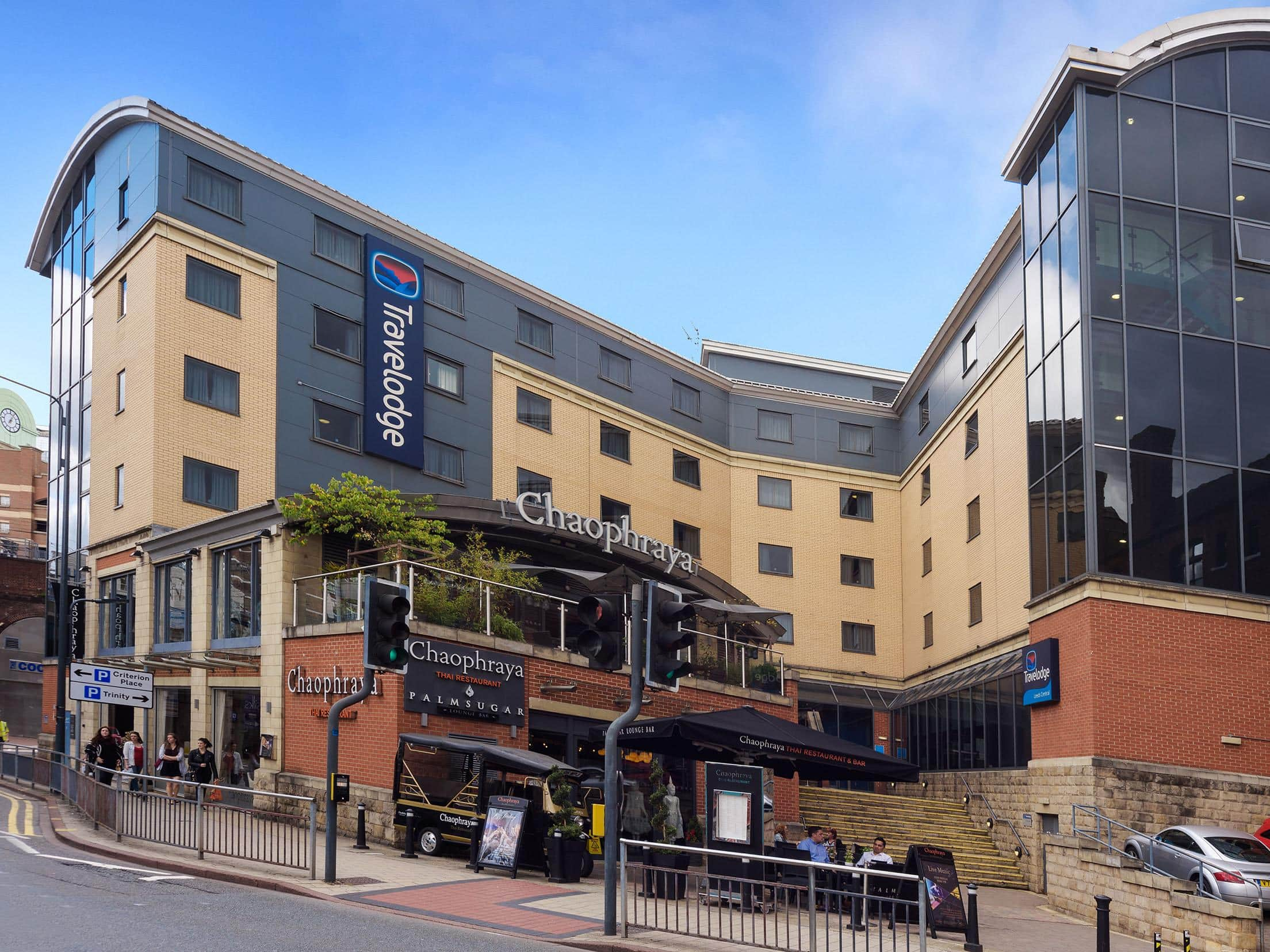 Leeds Central - Exterior