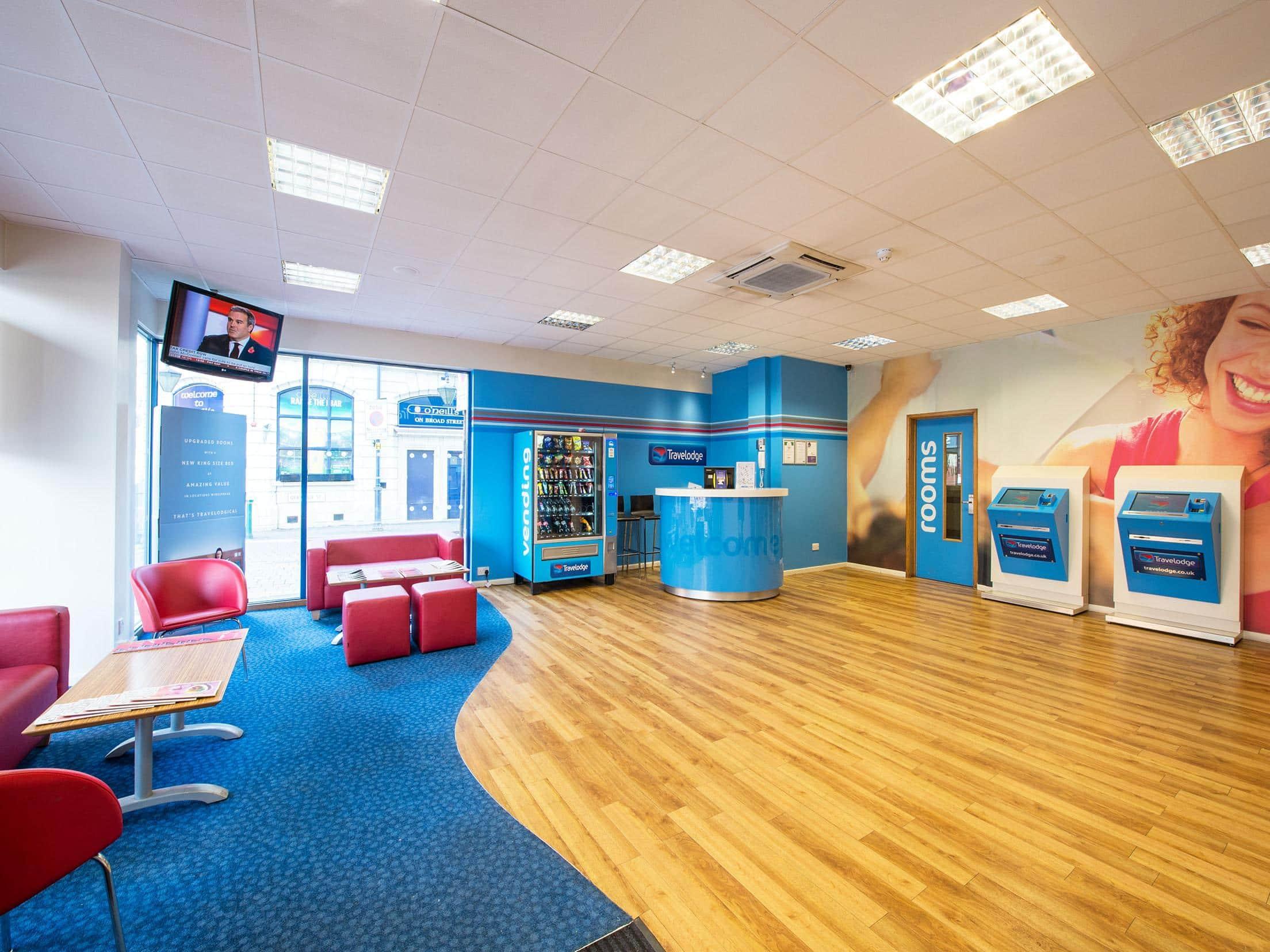 Birmingham Central - Reception