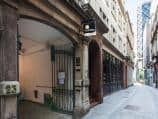 London Central Bank - Exterior