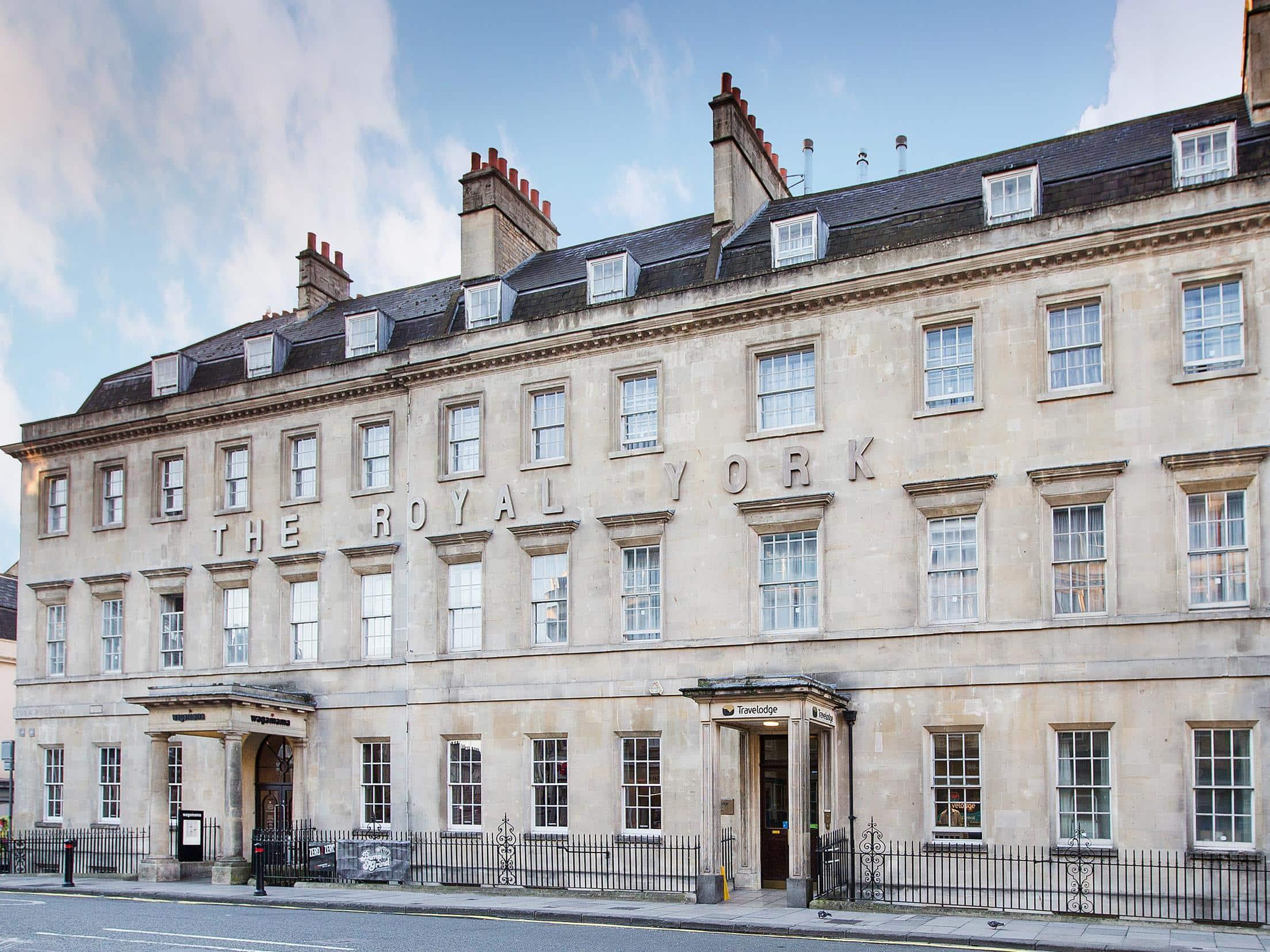 Bath Central - Exterior