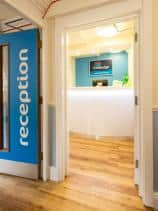 Beaconsfield Central - Reception