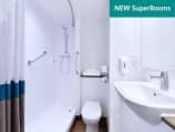 New Super Room London Farringdon Bathroom