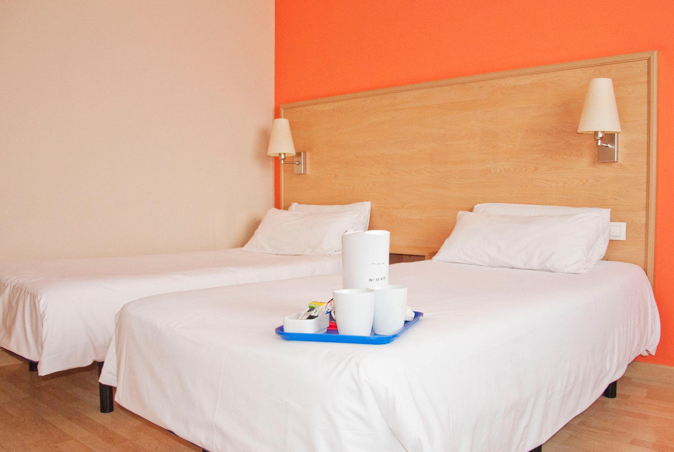 Madrid Torrelaguna - Twin room